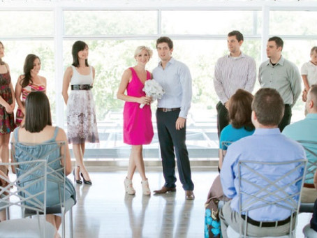The role of the wedding rehearsal