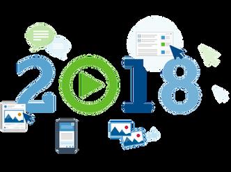 Propósitos digitales para tu negocio en 2018