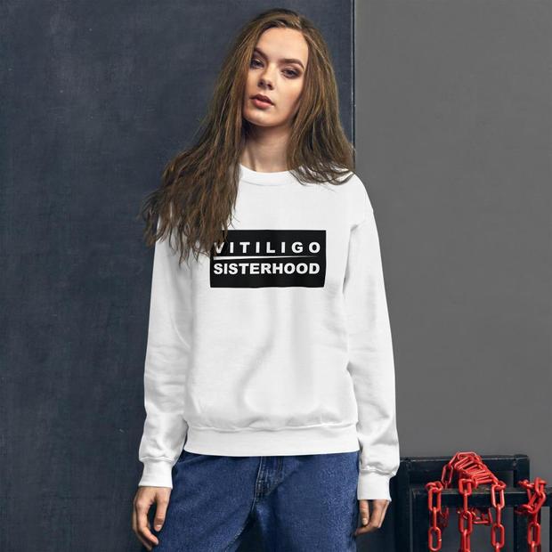 Female - Vitiligo Sisterhood Sweater