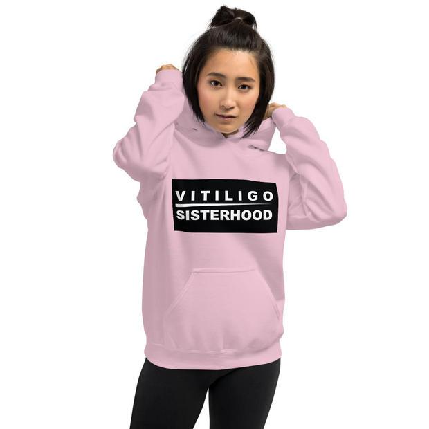 Female - Vitiligo Sisterhood Hoodie