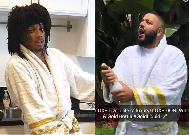DJ Khaled Offers Chef Henny $3M To Pour Belaire On His Food Instead