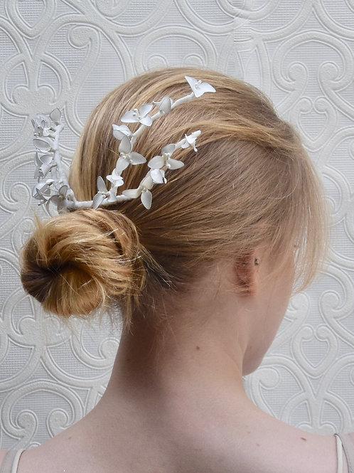 White Delicate Comb