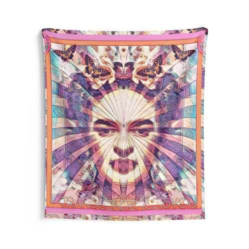 Frida Kahlo Transcends - Indoor Wall Tapestries