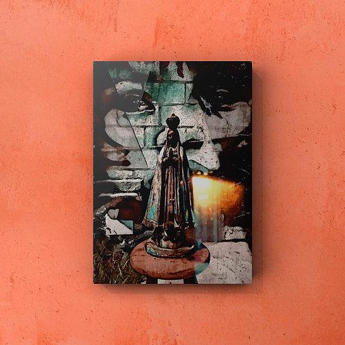 Virgin Mary Of Union -Fine Art Print- Archival Print-Indigenous