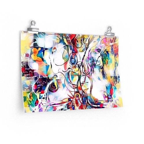 """Angel"" - Premium Matte High Quality Poster Print"