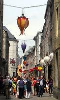 Création Les Cielestines à Namur en mai