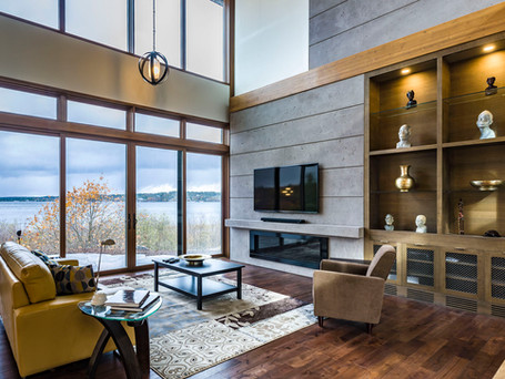 Lindal Cedar Homes - Marvin Windows