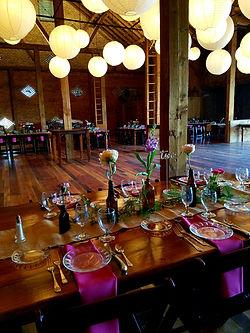 Coutry Barn Weddings Loft