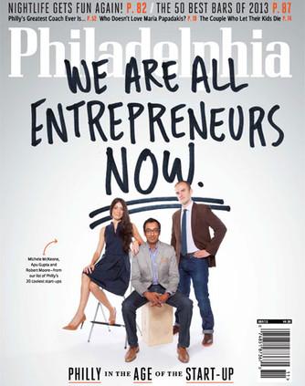 Philadelphia Magazine Cover Story
