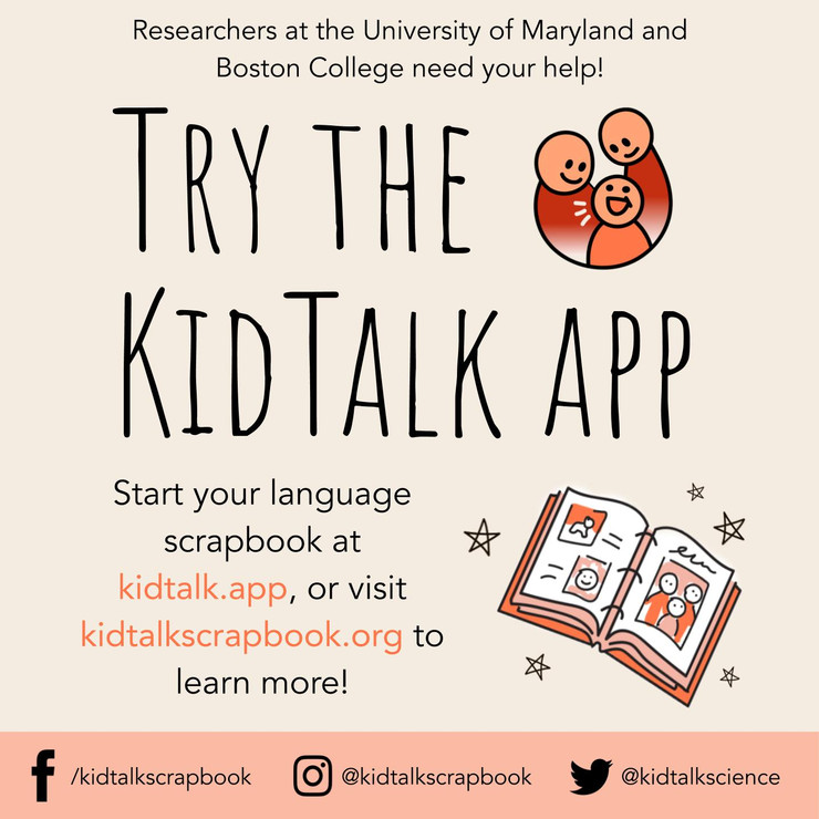 KidTalk: Language Scrapbooking for Science