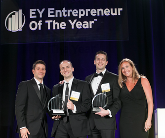 EY Entrepreneur of the Year 2015