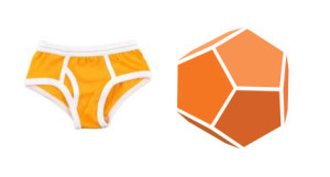 Our Logo Looks Like Underpants