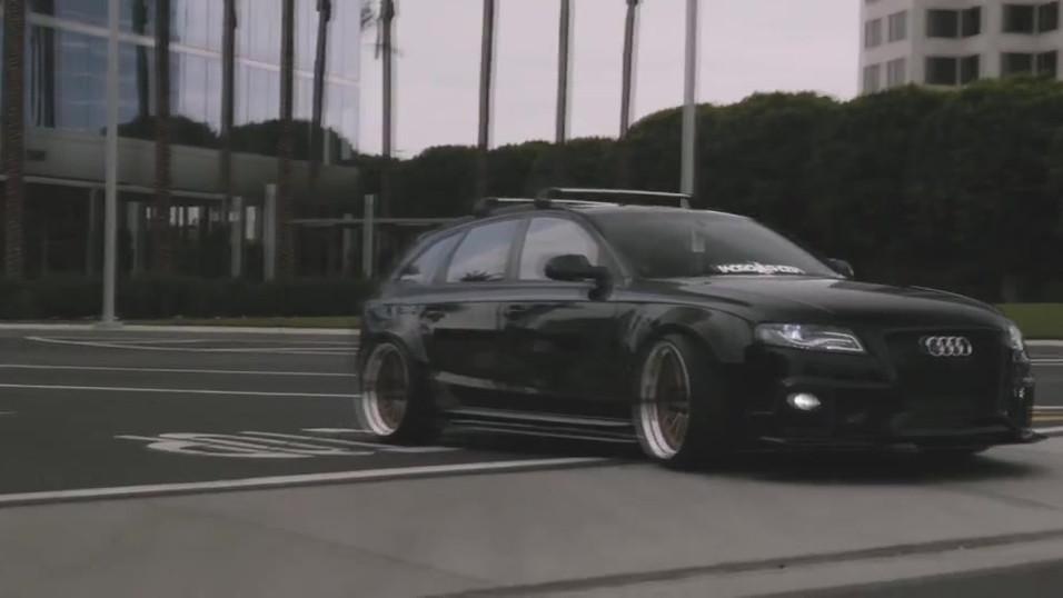Iacrophobia Audi A4 Avant Widebody