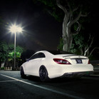 Mercedes Benz CLS63 AMG on 20in DPE MT5