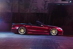 Mercedes Benz Prior Design SL55