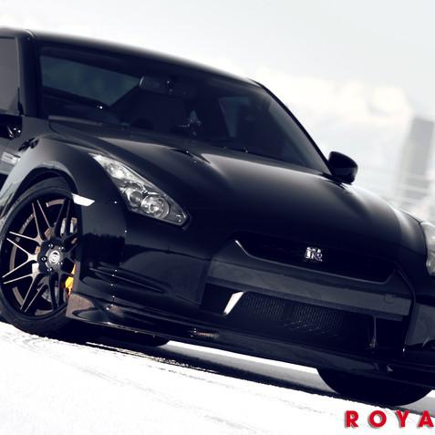 Nissan R35 GTR | DPE CS16