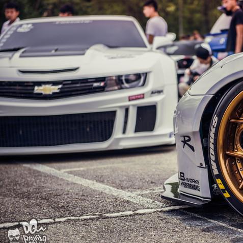 LB Walk GTR | DPE EVO 5R