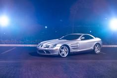 Mercedes Benz Mclaren SLR