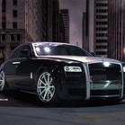 Rolls Royce Ghost on 22_ DPE CSR10