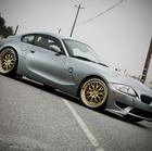 BMW Z4 M Coupe on DPE S20 Steplip