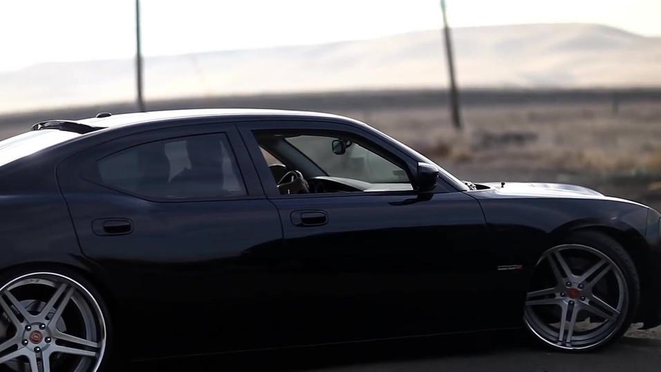 Stance Nation Dodge Charger SRT8