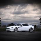 Aston Martin Rapide on DPE CSR10