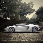 Lamborghini Aventador on DPE Elite EX5