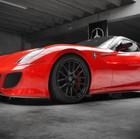 Ferrari 599 GTO on DPE CST7