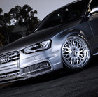 Audi B8 S4 on 20_ DPE RFK
