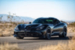 Dodge Viper GTS V10 DPE Wheels