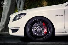 Mercedes Benz AMG CLS63