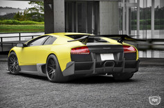 Lamborghini Murcielago LP670 on DPE CS16