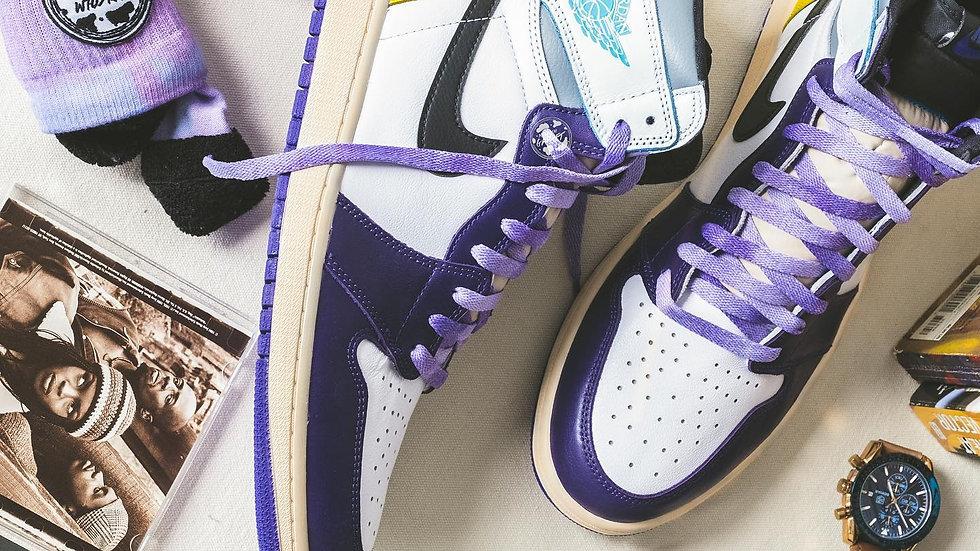 Custom Retro 1s (Customer Provides Shoes)