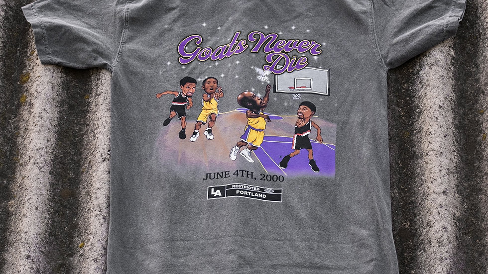 Goats Never Die Tee