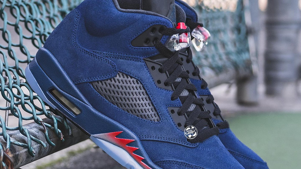 Custom Retro 5s (Customer Provides Shoes)