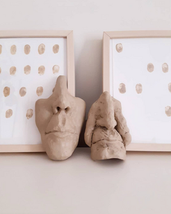 """Human Fragments"", Zika Franco"