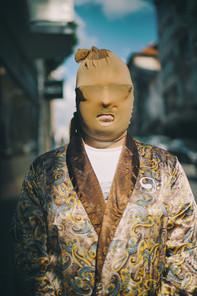 O Homem do Robe