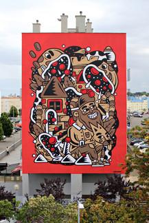 Festival Muro - Street Art Lisboa