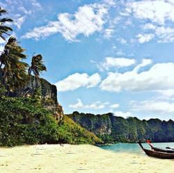 Ao-Nang Beach, Krab Thailand