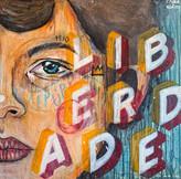 """""""Liberdade"""", por C'Marie & Egripto"""