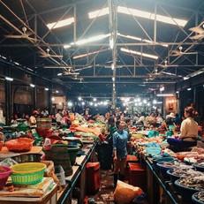 Old Market- Siem ReaP