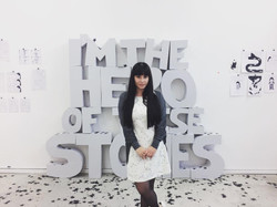 """""""I'm the hero of this stories"""""""
