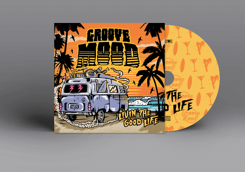 Groove Mood- Livin the good life