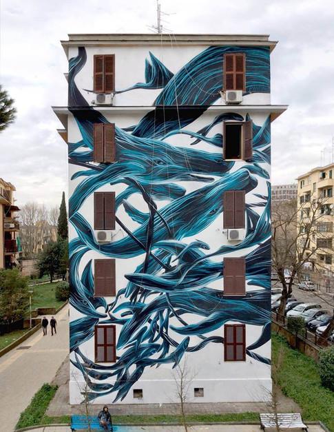 Project social Tor Marancia, Roma