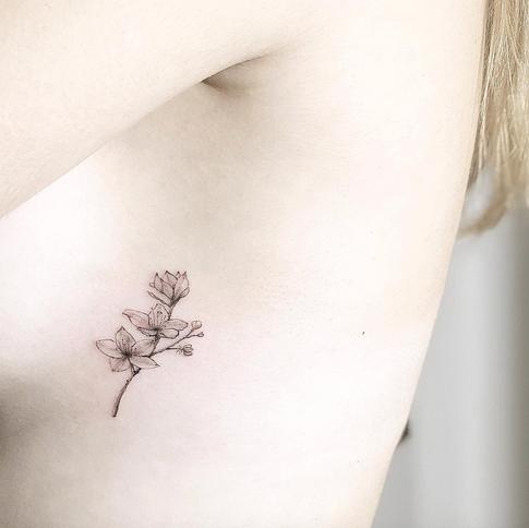 Tatuagem por Rose Prophet