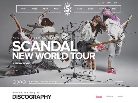 scandal website