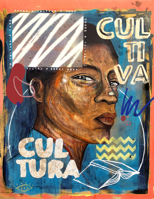 """""""Cultiva a Cultura"""", por C'Marie & Egrip"""
