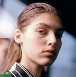 London Fashion week - David Koma show