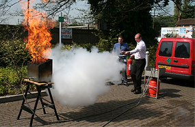 Fire Training in UK
