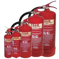 1. Fire Extinguisher Servicing UK